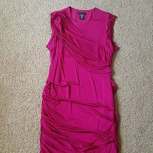 Fuscia Victoria's Secret dress